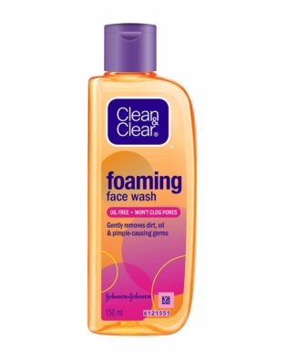 Clean & Clear Foaming...