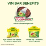 Vim Bar – 200 g Pack of 3