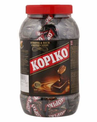 Kopiko Cappuccino Candy in Jar 800g/28.2oz