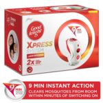 Godrej Good Knight Xpress System Combo Pack (Machine + Refill)